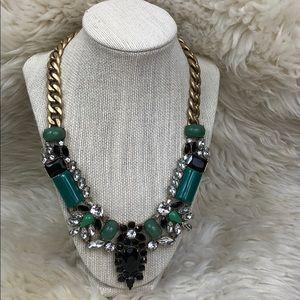 J. Crew bib necklace